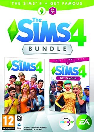 Sims 4 Get Famous DLC Bundle