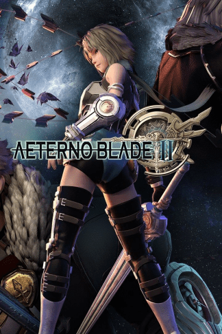 aeternoblade ii front cover
