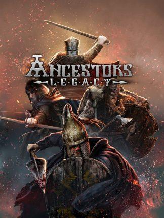 ancestors legacy cover original