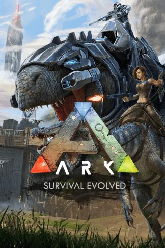 ark survival evolved cover original