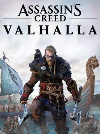 assassins creed valhalla cover original