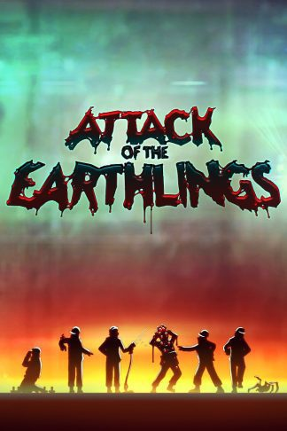 attack of the earthlings cover art
