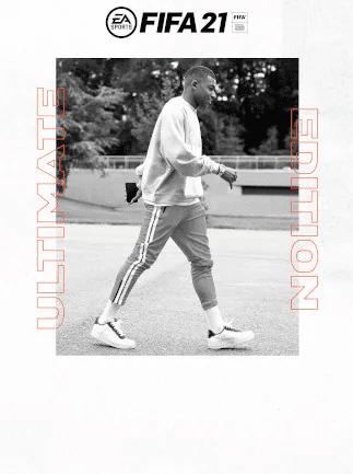 fifa 21 ultimate edition cover