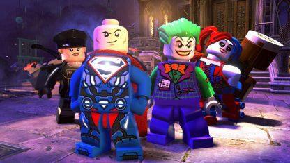 lego dc super villains original 4