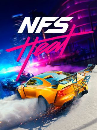 need for speed heat cover original
