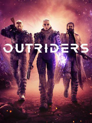 outriders cover original