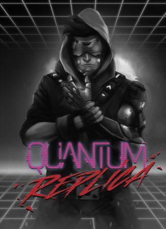 quantum replica cover original