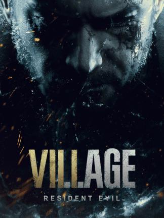 resident evil village cover original