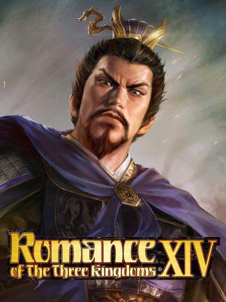 romance of the three kingdoms xiv cover original