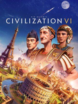 sid meiers civilization vi cover original