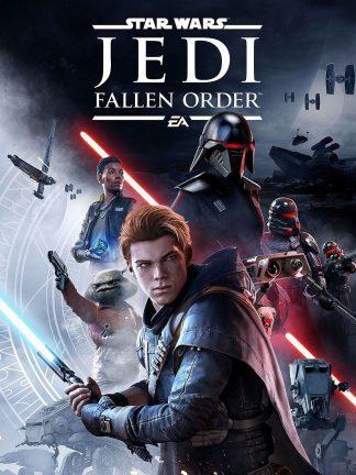 star wars jedi fallen order cover original