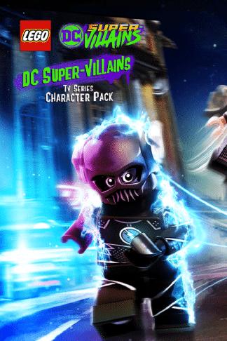 LEGO DC Super Villains TV Series Super Villains Character Pack 1