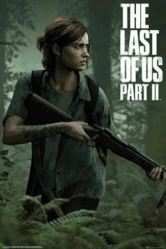 Last of Us part ii dlc cover