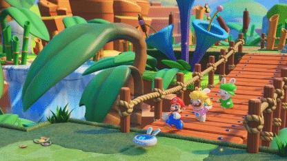Mario Rabbids Kingdom Battle 3
