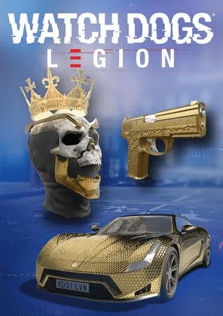 Watch Dogs Legion Golden King