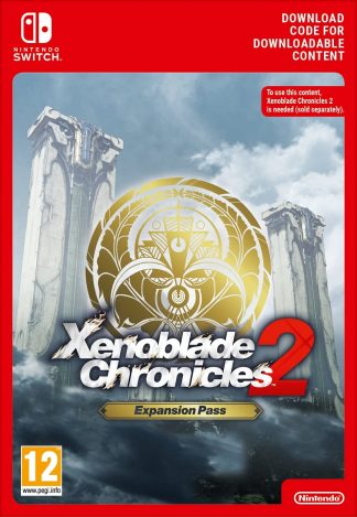 Xenoblade Chronicles 2 Expansion Pass cover