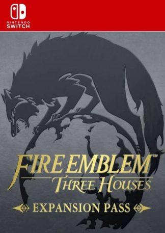fire emblem expansion pass switch