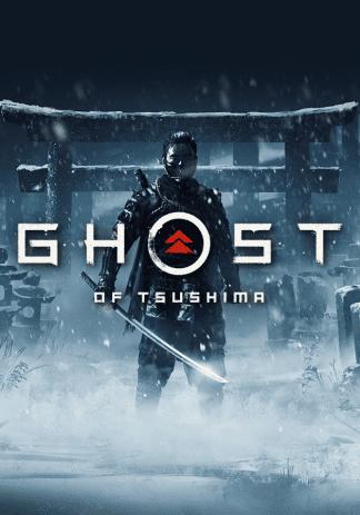 ghost of tsushima cover original