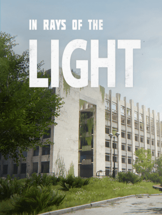 in rays of light cover