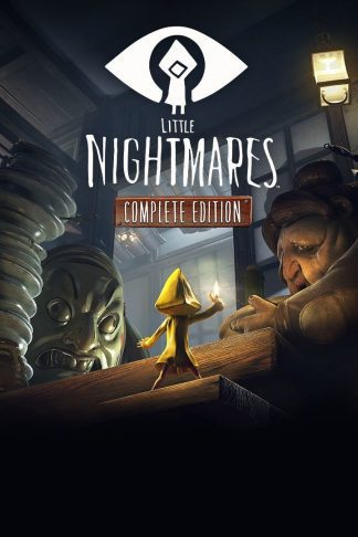 little nightmares complete edition cover original