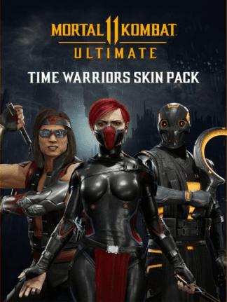 mk 11 time warriors skin pack dlc