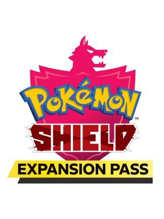pokemon shield expansion pass cover original