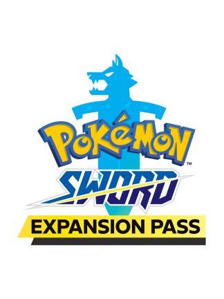 pokemon sword expansion pass cover original