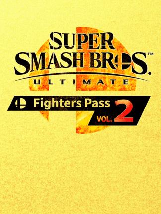 super smash bros ultimate fighters pass vol 2 cover original