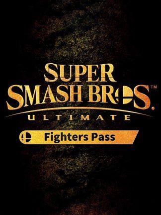 super smash bros ultimate fighters pass cover original