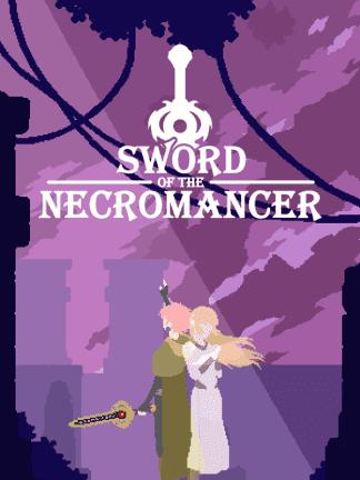 sword of the necromancer cover original