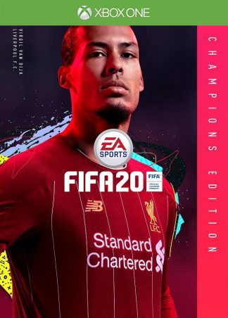 fifa 20 champions edition xbox one cover