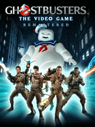 ghostbusters the video game remastered cover original