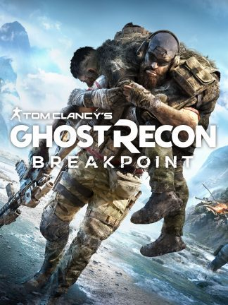 tom clancys ghost recon breakpoint cover original