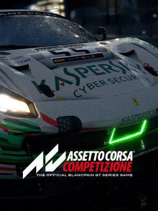 assetto corsa competizione cover original