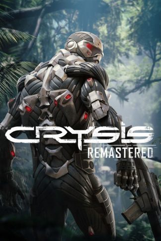 crysis remastered xbox one front cover
