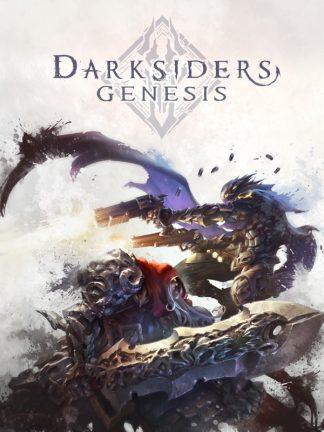 darksiders genesis cover original