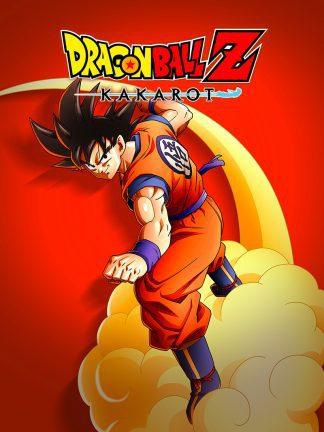dragon ball z kakarot cover original