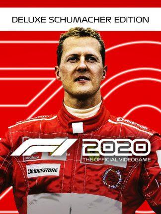f1 2020 deluxe schumacher edition cover original