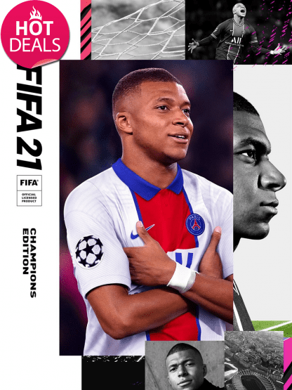 fifa 21 champions edition hot deal cover