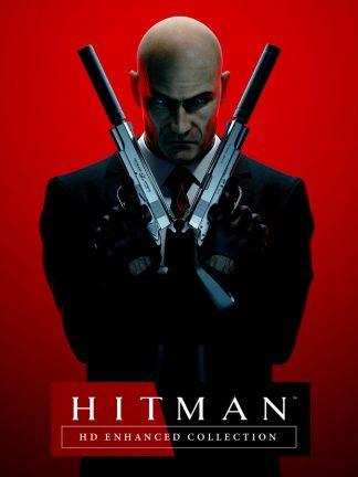 hitman hd enhanced collection cover original