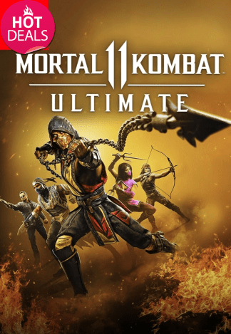 mk 11 ultimate edition switch hot deal cover
