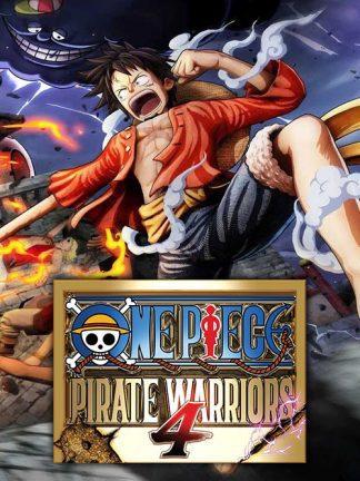 one piece pirate warriors 4 cover original