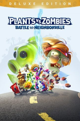 plants vs zombies battle for nieghbourville deluxe edition