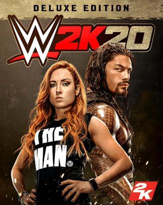 wwe 2k20 digital deluxe cover