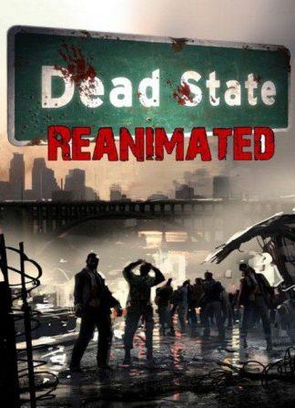 dead state reanimiated cover