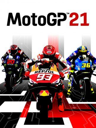 moto gp 21 cover